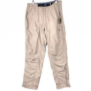 Mountain Hardwear Men's Nylon Hiking Pants-Small